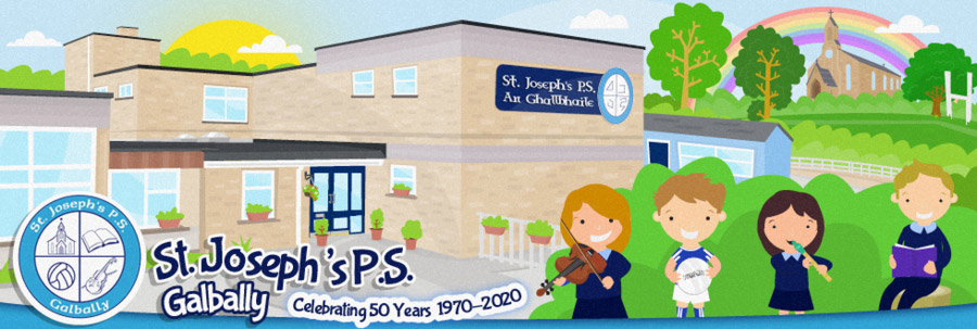 St. Joseph's Primary School, Galbally, Dungannon Co Tyrone